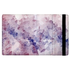Americana Abstract Graphic Mosaic Apple Ipad 3/4 Flip Case by Pakrebo