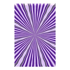 Background Abstract Purple Design Shower Curtain 48  X 72  (small)