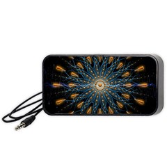 Explosion Fireworks Flare Up Portable Speaker
