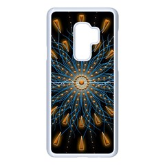 Explosion Fireworks Flare Up Samsung Galaxy S9 Plus Seamless Case(white) by Pakrebo