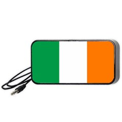 Flag Of Ireland Irish Flag Portable Speaker by FlagGallery