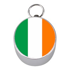 Flag Of Ireland Irish Flag Mini Silver Compasses by FlagGallery