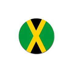 Jamaica Flag Golf Ball Marker (10 Pack) by FlagGallery