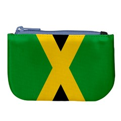Jamaica Flag Large Coin Purse by FlagGallery