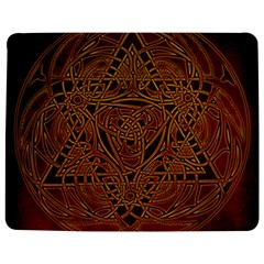Celtic Spiritual Pattern Art Jigsaw Puzzle Photo Stand (rectangular)