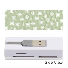 Background Non Seamless Pattern Memory Card Reader (stick) by Pakrebo