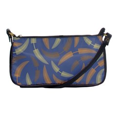 Background Non Seamless Pattern Shoulder Clutch Bag