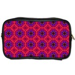 Retro Abstract Boho Unique Toiletries Bag (Two Sides) Front