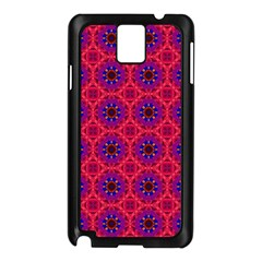 Retro Abstract Boho Unique Samsung Galaxy Note 3 N9005 Case (black)