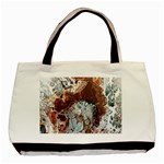Paint Acrylic Paint Art Colorful Basic Tote Bag Front