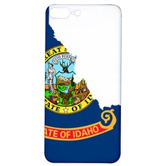 Flag Map Of Idaho Iphone 7/8 Plus Soft Bumper Uv Case by abbeyz71