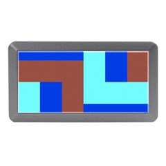 Abstract Background Abstraction Memory Card Reader (mini)