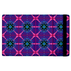 Seamless Wallpaper Art Digital Apple Ipad 2 Flip Case