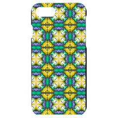 Seamless Wallpaper Pattern Symmetry Iphone 7/8 Black Uv Print Case