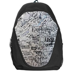 Messages Note Notitiebord Memo Backpack Bag by Pakrebo