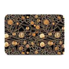Chains Glam Pattern Plate Mats by tarastyle