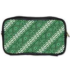Batik Pattern Java Indonesia Toiletries Bag (one Side)