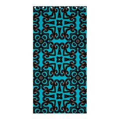 Pattern Seamless Ornament Abstract Shower Curtain 36  X 72  (stall)