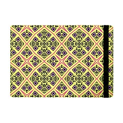 Seamless Wallpaper Geometric Yellow Apple Ipad Mini Flip Case by Pakrebo