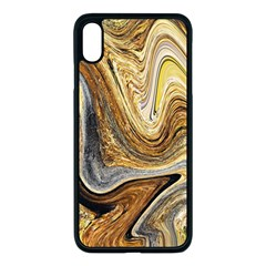 Abstract Acrylic Art Artwork Iphone Xs Max Seamless Case (black) by Pakrebo