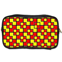 Rby-2-2 Toiletries Bag (one Side) by ArtworkByPatrick