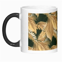 Scrapbook Leaves Decorative Morph Mugs