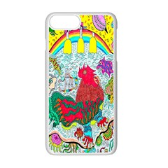 Supersonic Key West Gypsy Blast Iphone 7 Plus Seamless Case (white) by chellerayartisans