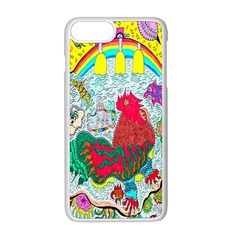 Supersonic Key West Gypsy Blast Iphone 8 Plus Seamless Case (white) by chellerayartisans