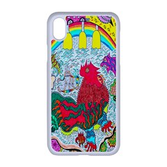 Supersonic Key West Gypsy Blast Iphone Xr Seamless Case (white)