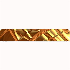 Gold Background Small Bar Mats by Alisyart