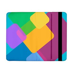 Geometry Nothing Color Samsung Galaxy Tab Pro 8 4  Flip Case