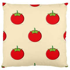 Fresh Tomato Large Cushion Case (two Sides)