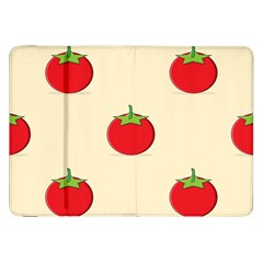 Fresh Tomato Samsung Galaxy Tab 8 9  P7300 Flip Case by HermanTelo