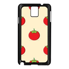 Fresh Tomato Samsung Galaxy Note 3 N9005 Case (black) by HermanTelo