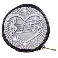 Circle Music Mini Makeup Bag by HermanTelo