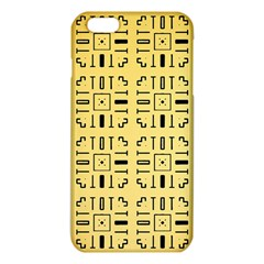 Background Yellow Iphone 6 Plus/6s Plus Tpu Case