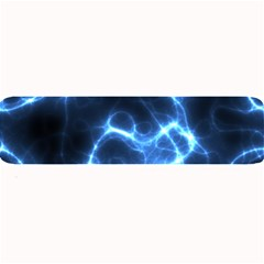 Electricity Blue Brightness Large Bar Mats