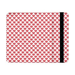 Red Diamond Samsung Galaxy Tab Pro 8 4  Flip Case by HermanTelo