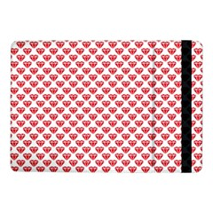 Red Diamond Samsung Galaxy Tab Pro 10 1  Flip Case by HermanTelo