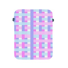 Gingham Nurserybaby Apple Ipad 2/3/4 Protective Soft Cases