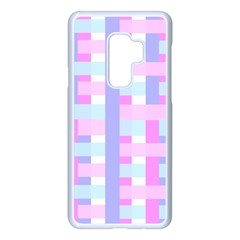 Gingham Nurserybaby Samsung Galaxy S9 Plus Seamless Case(white) by HermanTelo