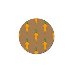 Healthy Fresh Carrot Golf Ball Marker (10 Pack) by HermanTelo