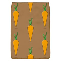 Healthy Fresh Carrot Removable Flap Cover (l) by HermanTelo