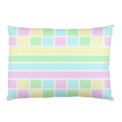 Geometric Pastel Pillow Case