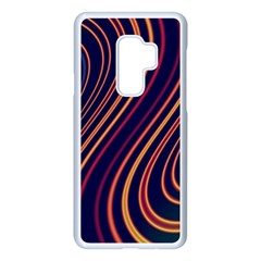 Fractal Mathematics Generated Samsung Galaxy S9 Plus Seamless Case(white)