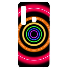 Neon Light Abstract Samsung Case Others by Bajindul