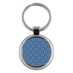 Rby-2-7 Key Chain (round) by ArtworkByPatrick