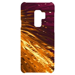 Lines Curlicue Fantasy Colorful Samsung S9 Plus Black Uv Print Case by Bajindul