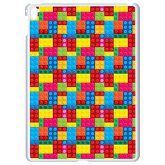 Lego Background Apple Ipad Pro 9 7   White Seamless Case