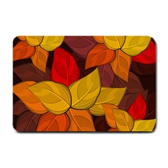 Flower Background Flower Design Small Doormat